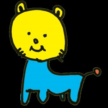 猫感の果てに位置する猫のイラスト