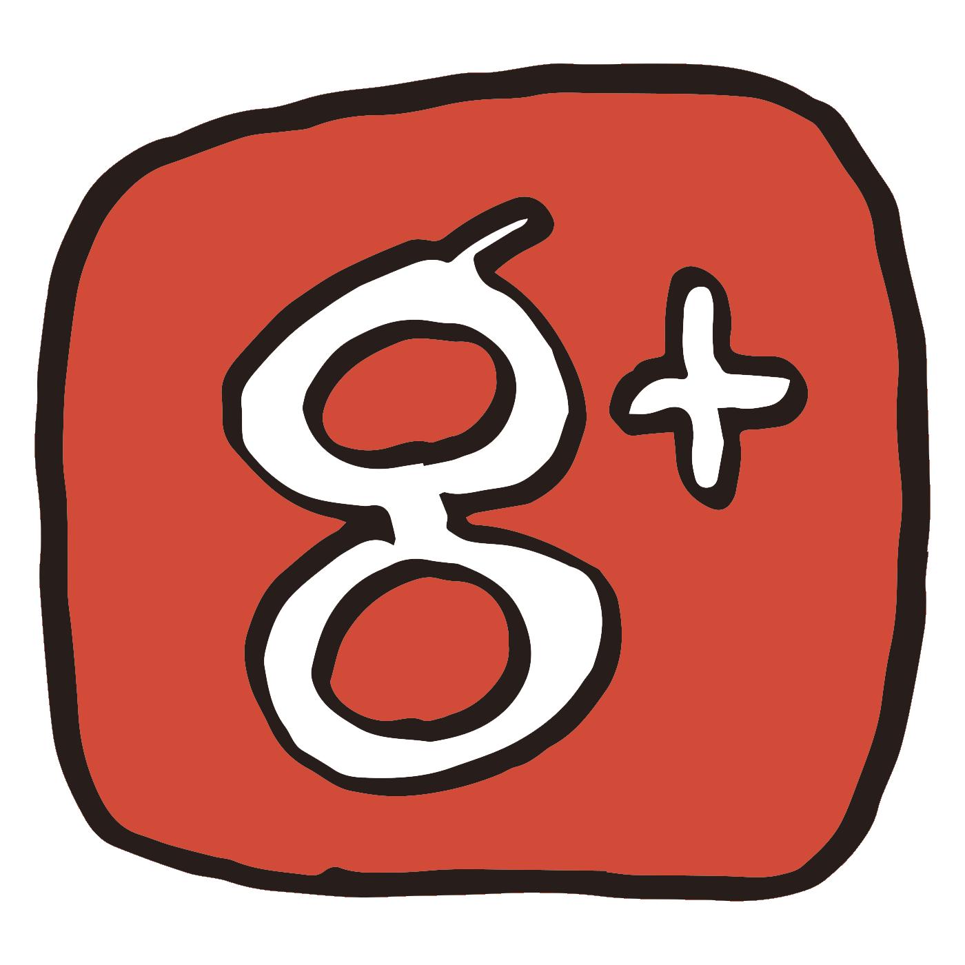 google+アイコン素材