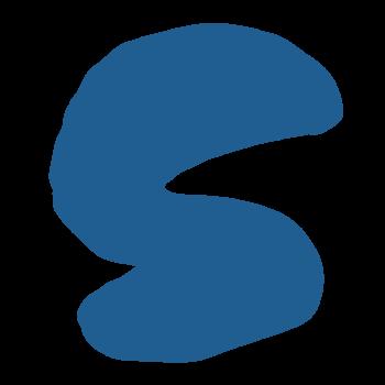 アルファベット「S」