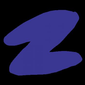 アルファベット「Z」