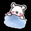 おやすみしろくまさん