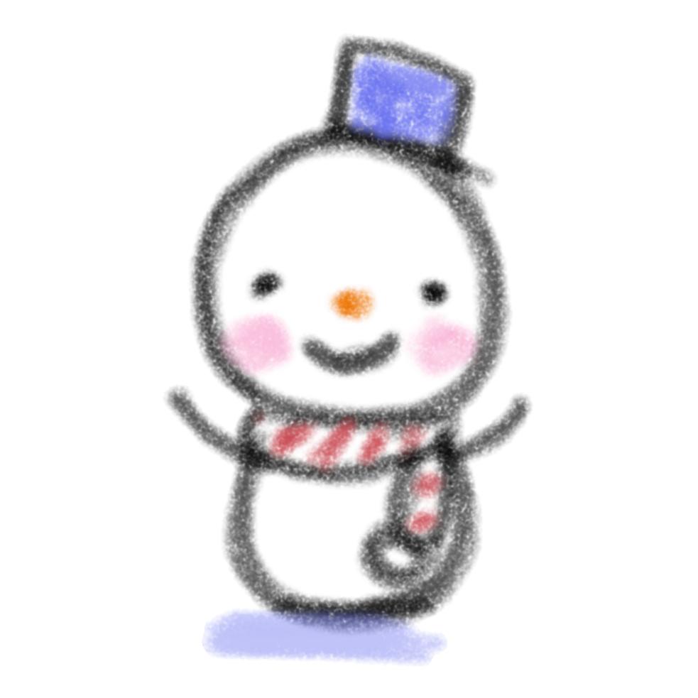 冬 可愛い イラスト | 7331 イラス