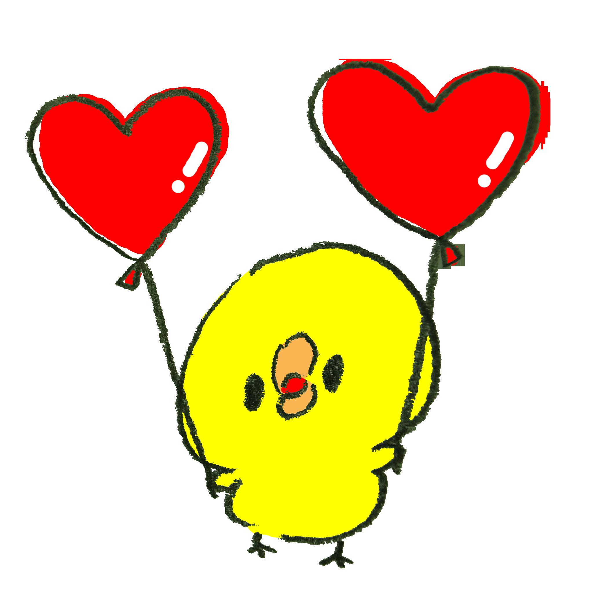 バレンタインデー のイラスト素材一覧 ゆるくてかわいい無料イラスト