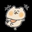 笑う猫の赤ちゃん