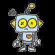 うまくいかないロボット