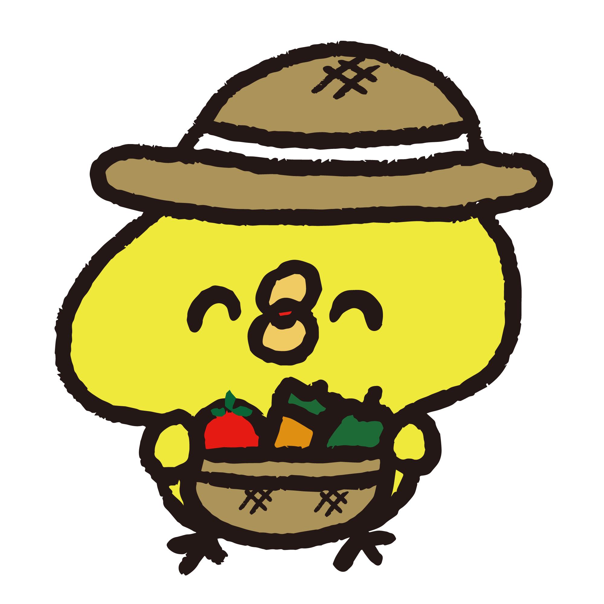農家のひよこ