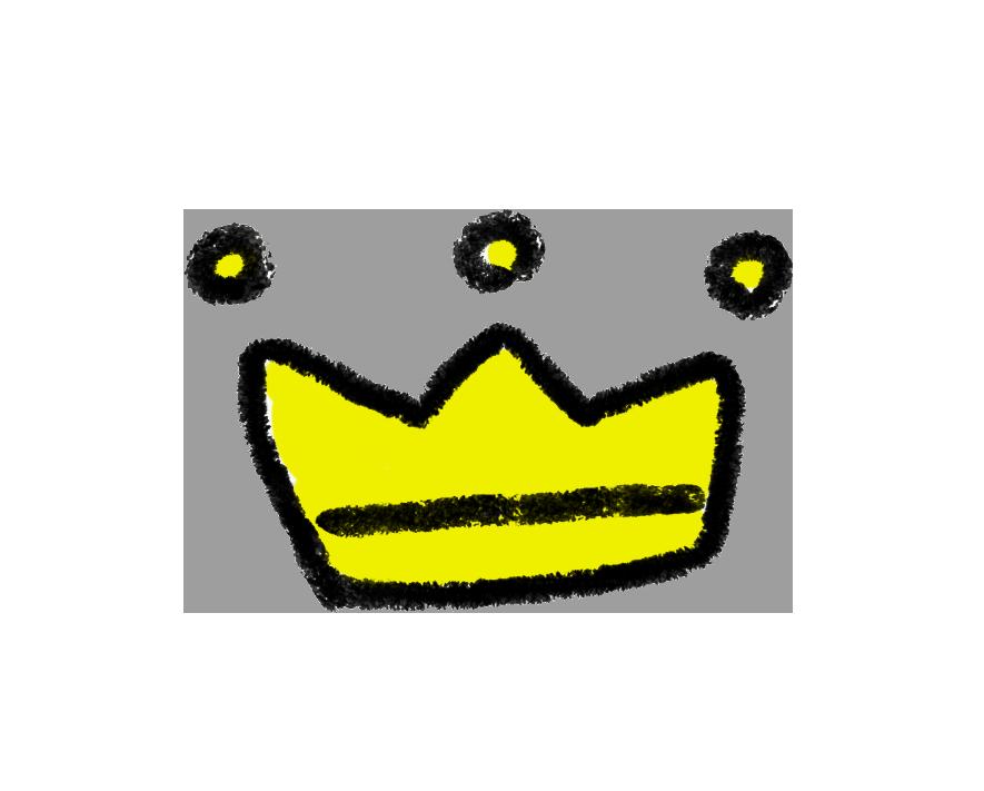 王冠 ゆるくてかわいい無料イラスト素材屋 ぴよたそ