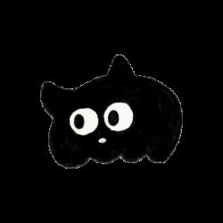 黒いモンスター
